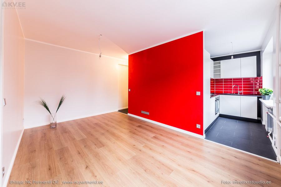 korteri renoveerimine tööstuse 4