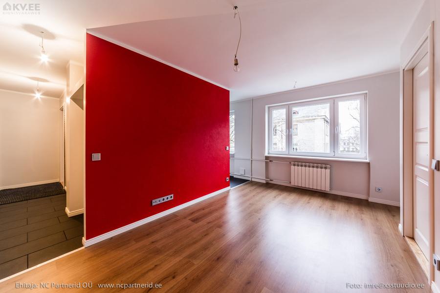 korteri renoveerimine tööstuse 2